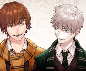 jack frost, harry potter, and hiccup image