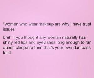 cleopatra, eyelashes, and funny image