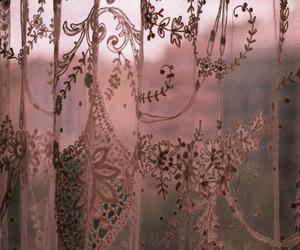 vintage, curtains, and indie image
