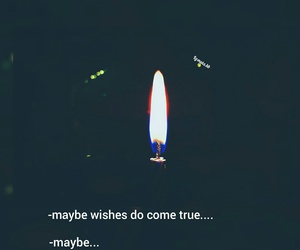 hope, quotes, and wishes image