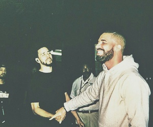Drake and j cole image