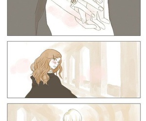 dramione and love image