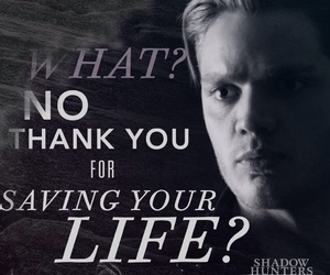 shadowhunters, the mortal instruments, and jace image