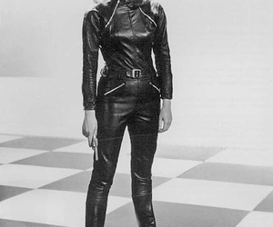style, the avengers, and Diana Rigg image
