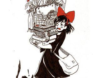 kiki, kiki's delivery service, and jiji image