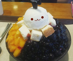 food and korean dessert image