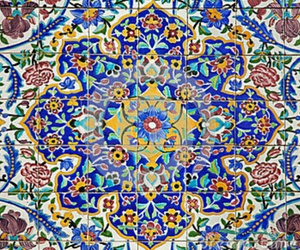 beautiful, colorful, and tile image