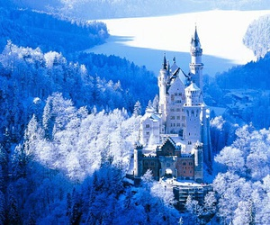 amazing, castle, and view image
