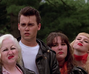 johnny depp, cry baby, and sexy image