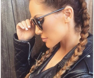 classy, fashion, and sunglasses image
