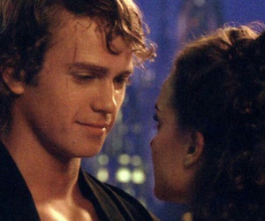 couple, star wars, and love image
