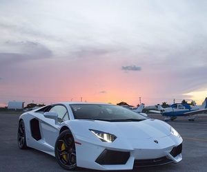 Lamborghini, luxury, and rich image