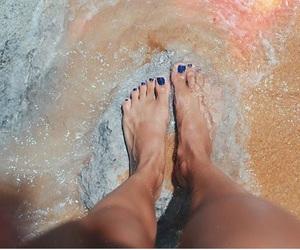 sea, summer, and luizaferraz image