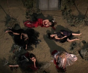 dollhouse, pretty little liars, and pll image
