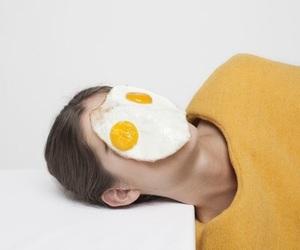 yellow, tumblr, and egg image
