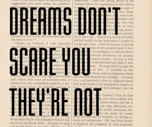 dreams and scare image