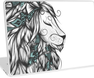 boho, stickers, and redbubble image