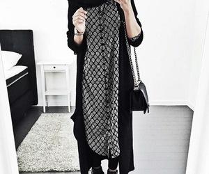 hijab, hijab fashion, and hijâbi image