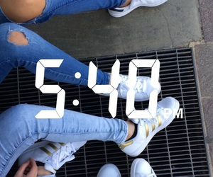 adidas, afternoon, and beauty image