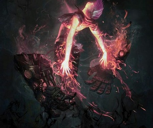 lol, VI, and league of legends image