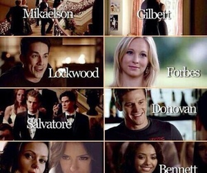 tvd, Gilbert, and salvatore image