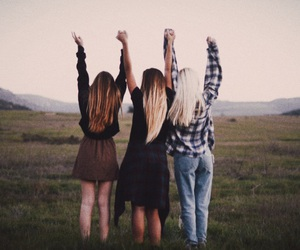 beautiful, style, and best friends image