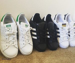 adidas, black, and outfits image
