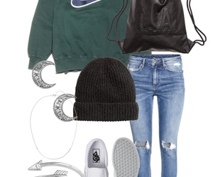 fashion, nike, and outfits image
