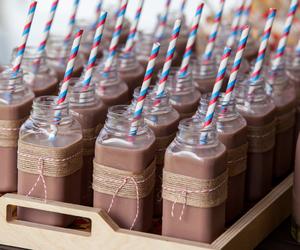 milk bottle image