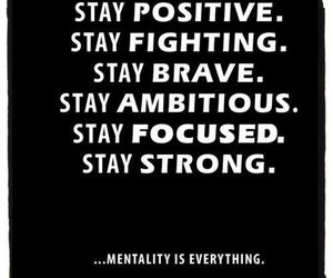 quotes, positive, and strong image