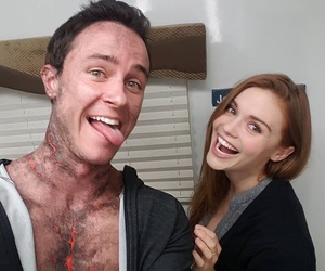 teen wolf, holland roden, and ryan kelley image