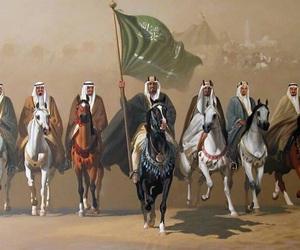 king, saudi arabia, and السعوديةِ image