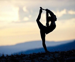 yoga, dance, and fitness image