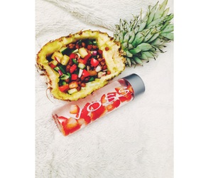 ananas, diet, and green image