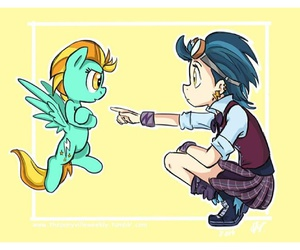 MLP, equestria girls, and my little pony image