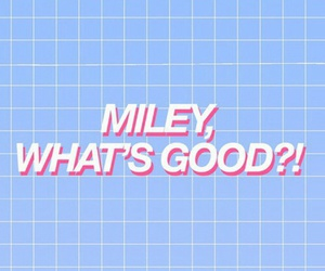 miley cyrus, wallpaper, and blue image