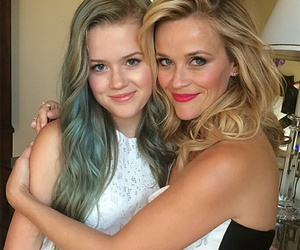 celebrity, daughter, and mom image