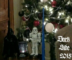 starwars, tree, and trooper image