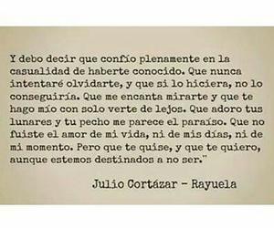 frases, julio cortazar, and rayuela image