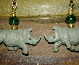 earrings, ebay, and sunfox originals image