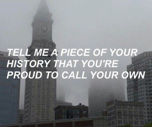 quotes, bastille, and grunge image