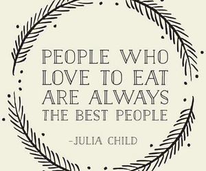 quote, food, and eat image