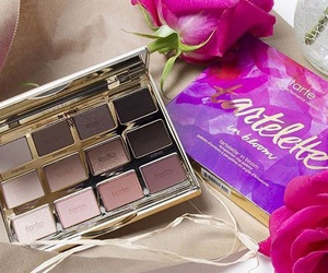 cosmetics, girly things, and makeup palette image