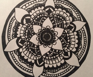 art, draw, and black&white image