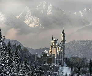 castle and neuschwanstein image