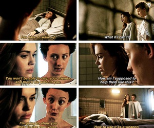 teen wolf, lydia martin, and meredith walker image