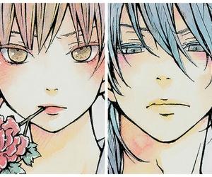 haru, tonari no kaibutsu-kun, and love image