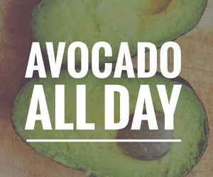 avocado, easel, and font image