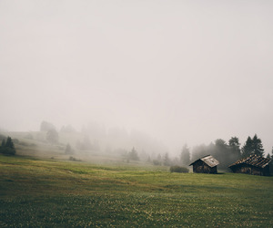 alpine, beauty, and cabin image