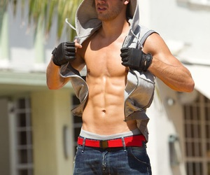 Hot, ryan guzman, and sexy image